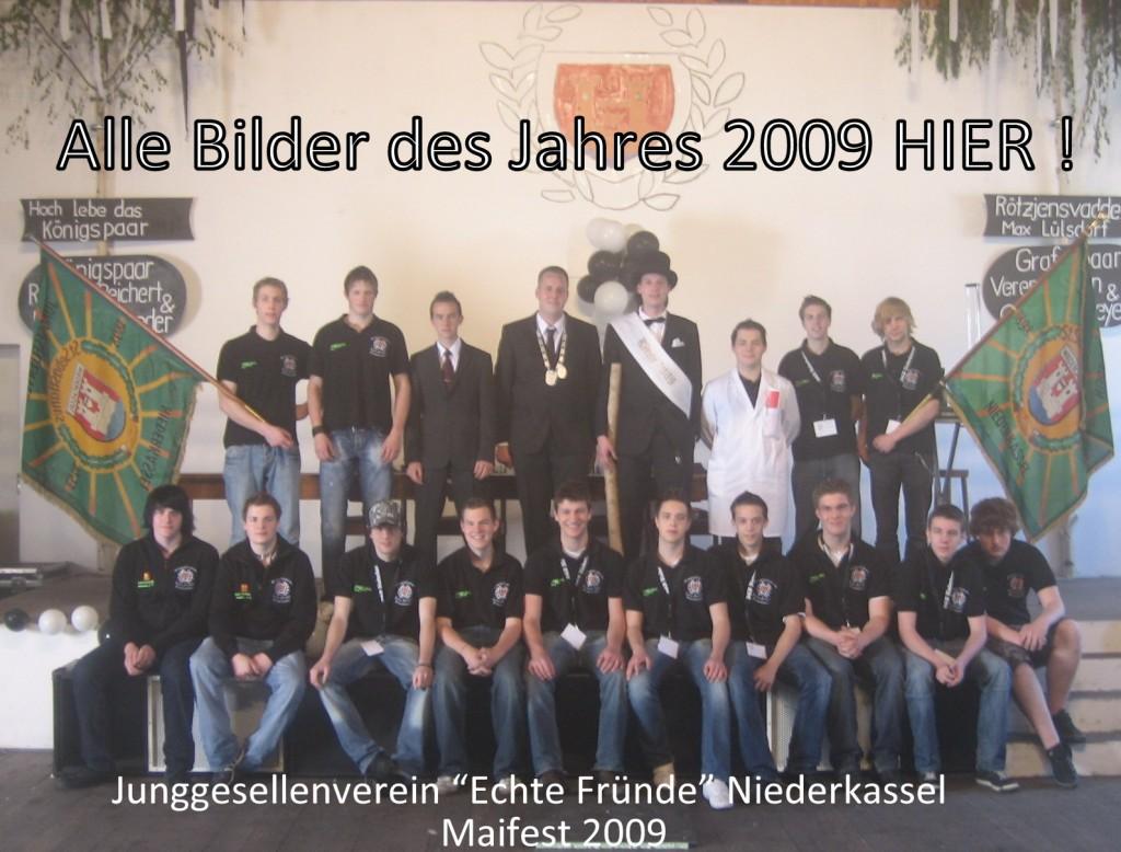 Alle Bilder des Jahres 2009 !