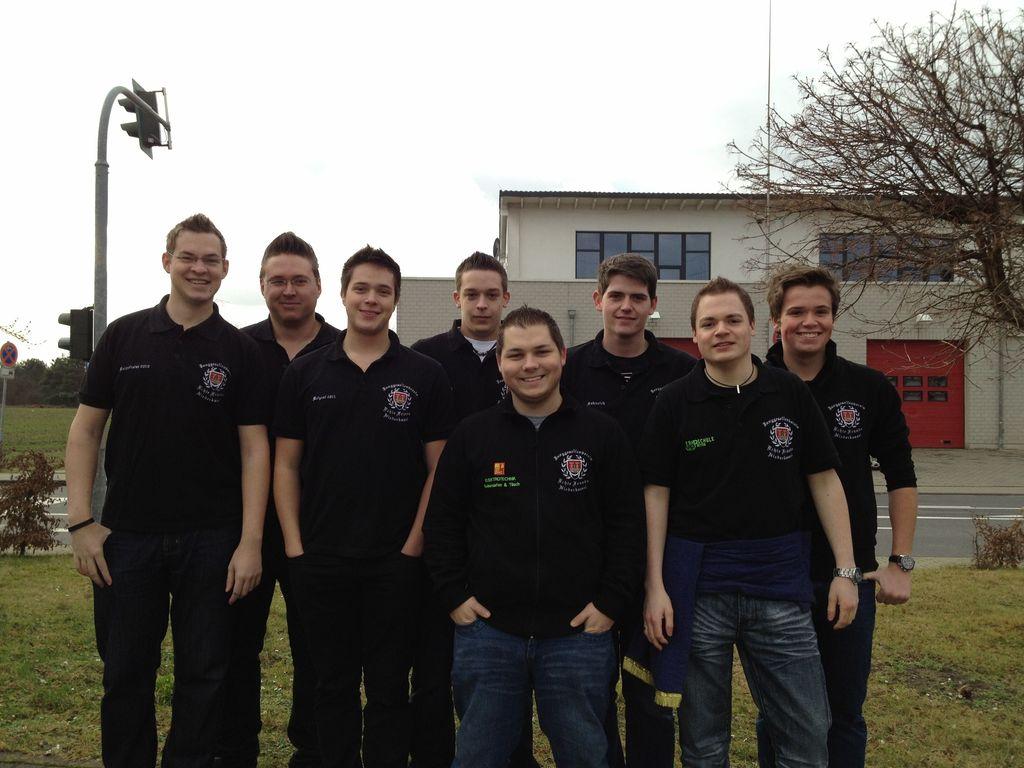 Foto - Vorstand 2012