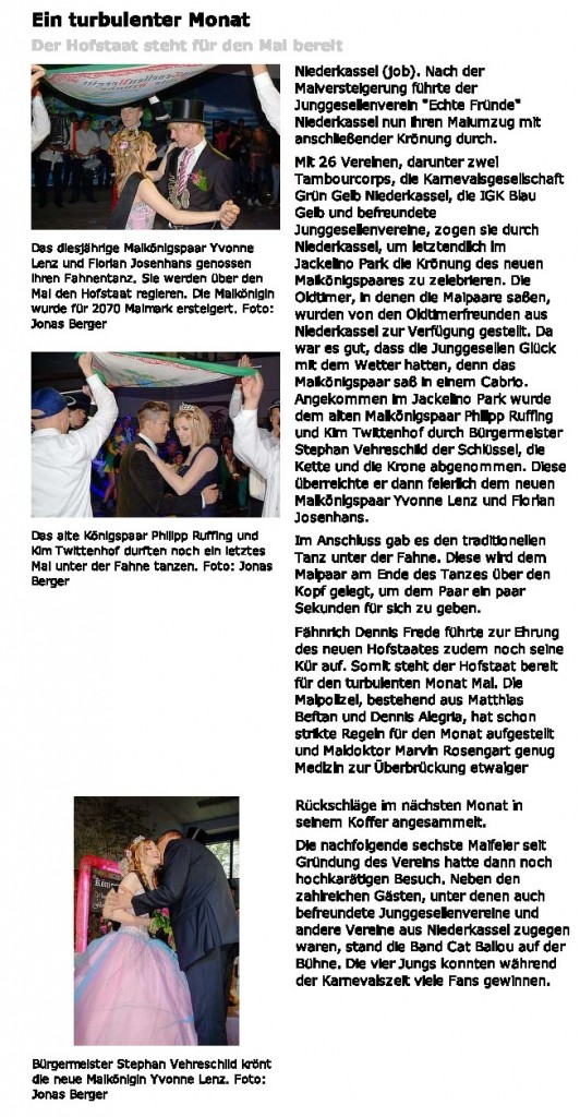 MaifestNiederkassel2014