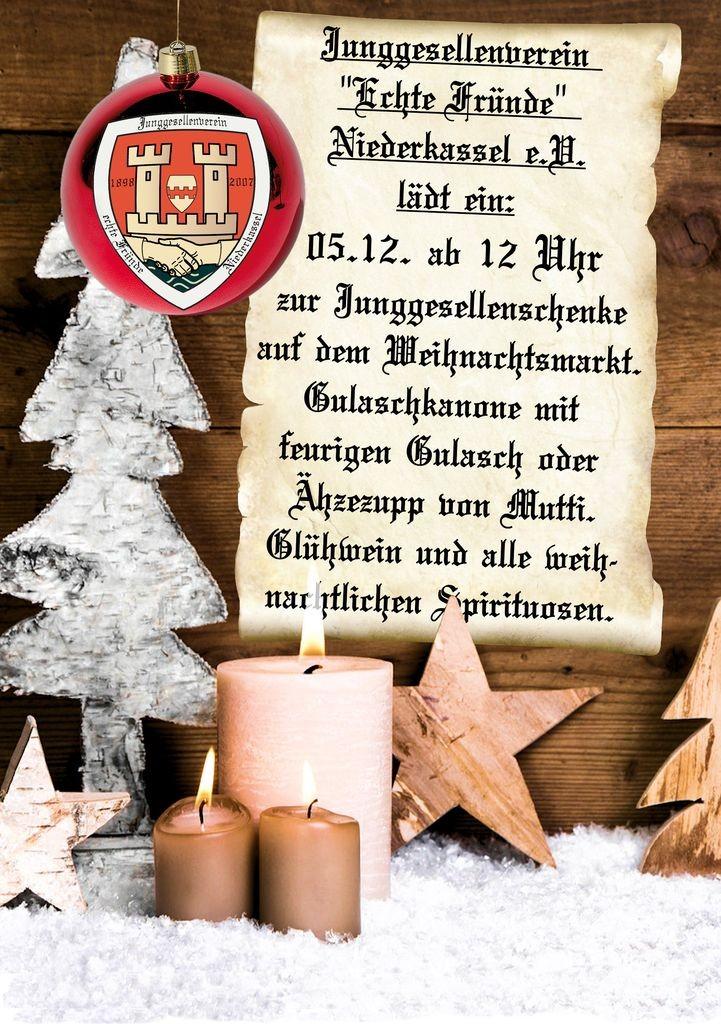 Plakat Junggesellenschenke 2015 x 1024